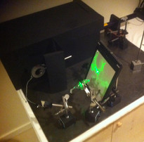 Irradiance 2.0 Optical Setup
