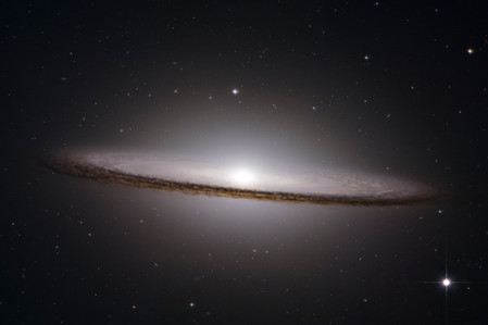 M104 - The Sombrero Galaxy