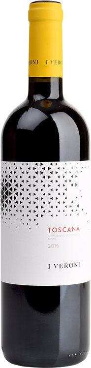 Rosso di Toscana IGT Fattoria I Veroni 2018