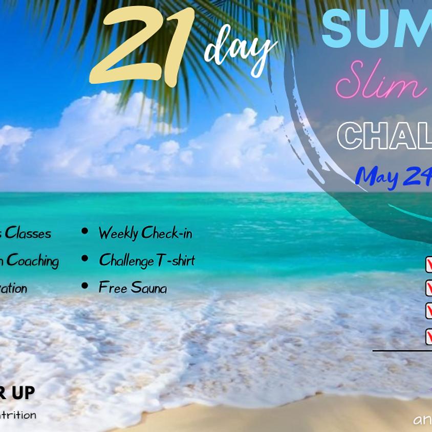 21 Day Challenge: Summer Slim Down