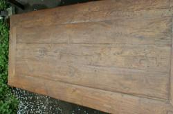 659 furniture repair Portland Oregon farmhouse table after 027