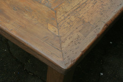 659 furniture repair Portland Oregon farmhouse table after 029