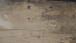farmhouse console table repair 3