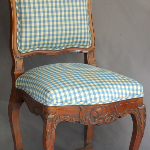 dining chair, before