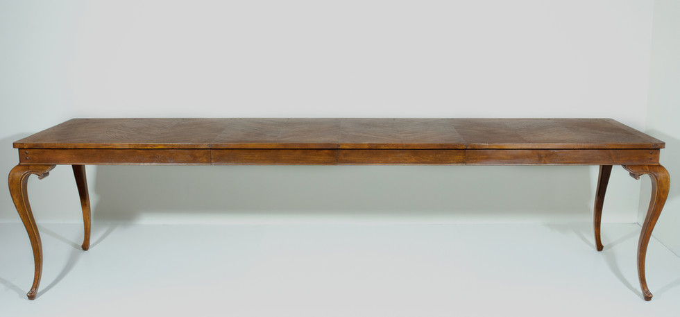 791 French extension table