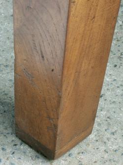 659 furniture repair Portland Oregon farmhouse table after 041