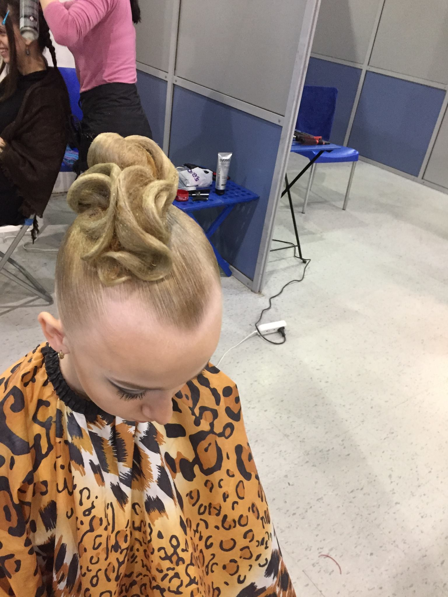 Our Stylists Work