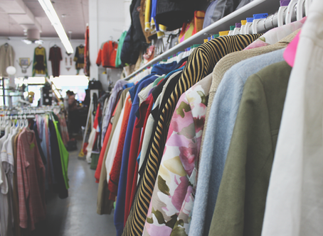 Thrifting in OEV, the options are endless!