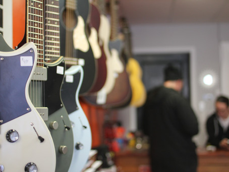Getting to know Strings Cafe and Guitar Shop