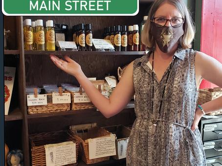 More Than a Main Street - The Mystic Bookshop