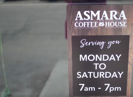 Old fave, new name: Welcome back Asmara!