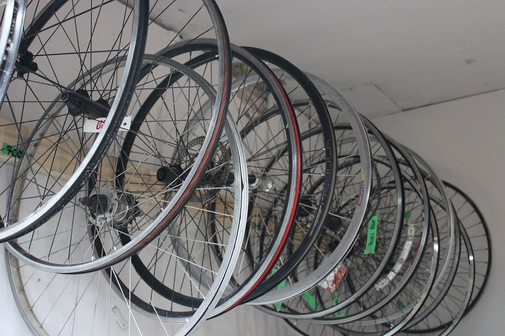 Need tools and parts for a bike tuneup? Squeaky Wheel has you covered!