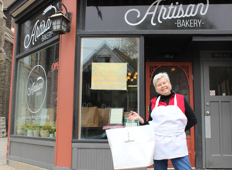 OEV Community Connections Pt. 5: Artisan Bakery