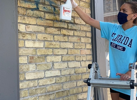 Reopening Beautification Efforts Video and Blog