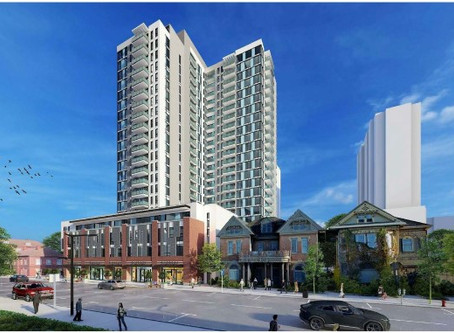 Community Meeting! Proposed residential development at Hewitt and Dundas