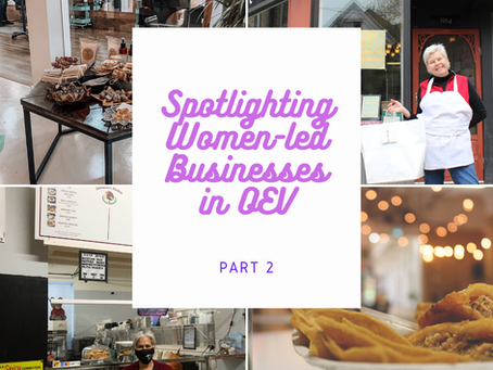 Spotlighting Women-led Businesses in OEV Pt. 2