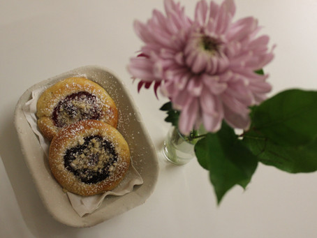 New food at Somerville 630: Homemade Kolache