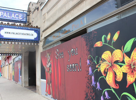 OEV Facade Beautification Project moves ahead thanks to CAAP