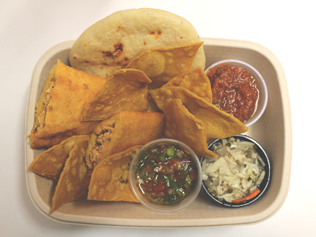 New food at Somerville 630: Immanuel's Kitchen