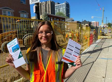 Meet Kylie Castle, your Construction Communications Specialist!