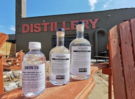 OEV Community Connections Pt. 3: Union Ten Distillery