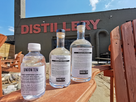 OEV Community Connections Pt. 3: Union Ten Distillery
