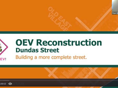 Pre-Construction Webinar Recap and Important Links