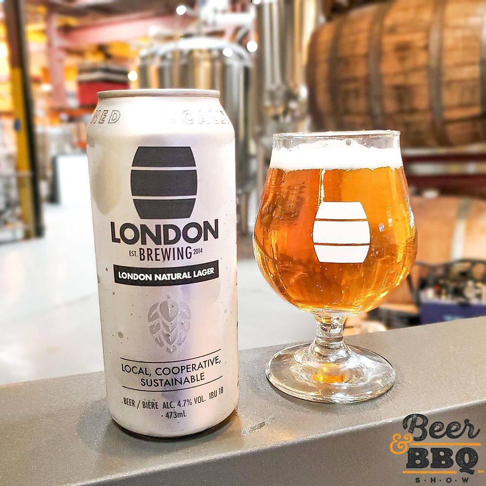 Order these guys right to your door at www.londonbrewing.ca! Photo via Facebook / @WesternFairDistrict
