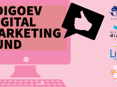 Introducing the #DIGOEV Digital Marketing Fund!