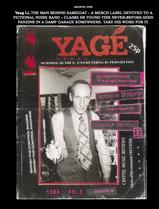 YAGE ZINE - YANG LI