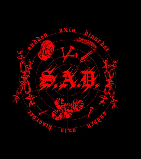 S.A.D. - ARTWORK
