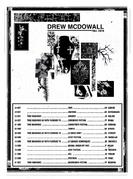 DREW MC DOWALL - TOUR POSTER