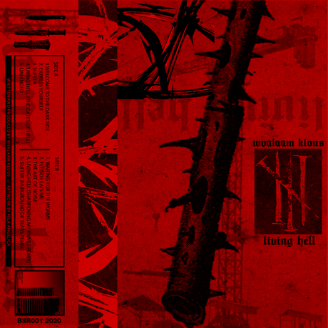 LIVING HELL - THE BRVTALIST RECORDINGS