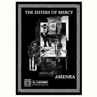 AMENRA - SISTERS OF MERCY POSTER