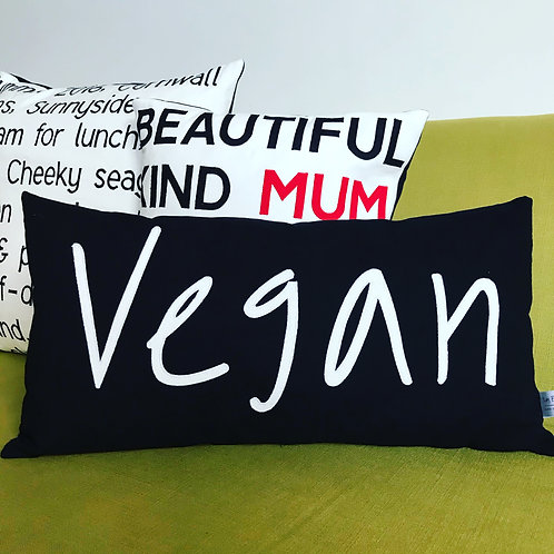 Vegan Cushion