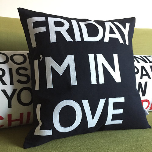 Friday Cushion