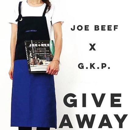 G.K.P. X Joe Beef