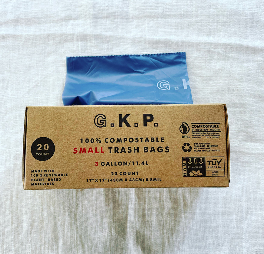 G.K.P. Compostable Trash Bag