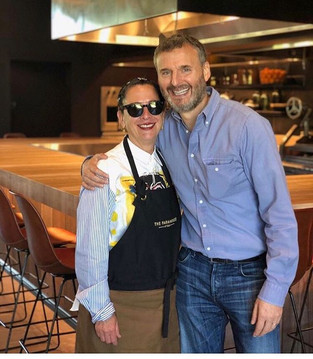 Nancy Silverton & Phil Rosenthal