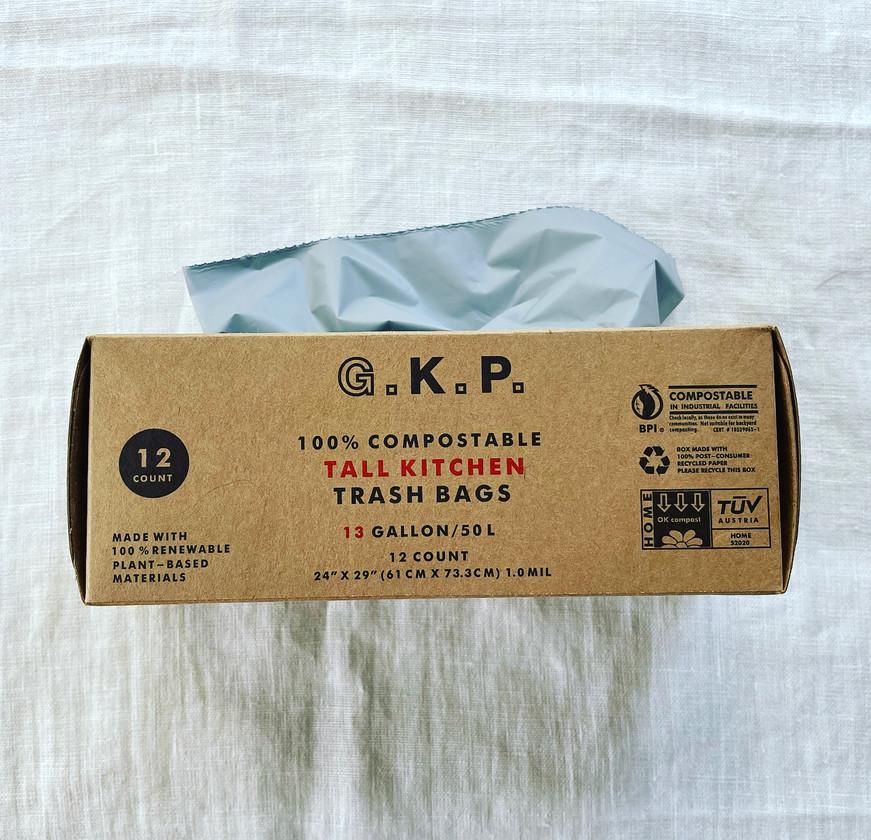 G.K.P. Compostable Trash Bag