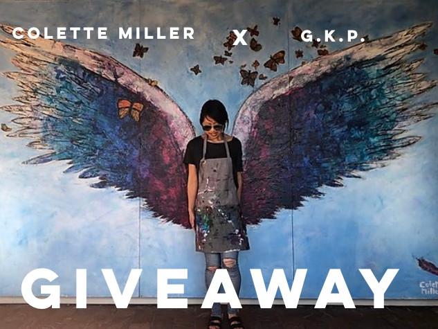 G.K.P. X Colette Miller