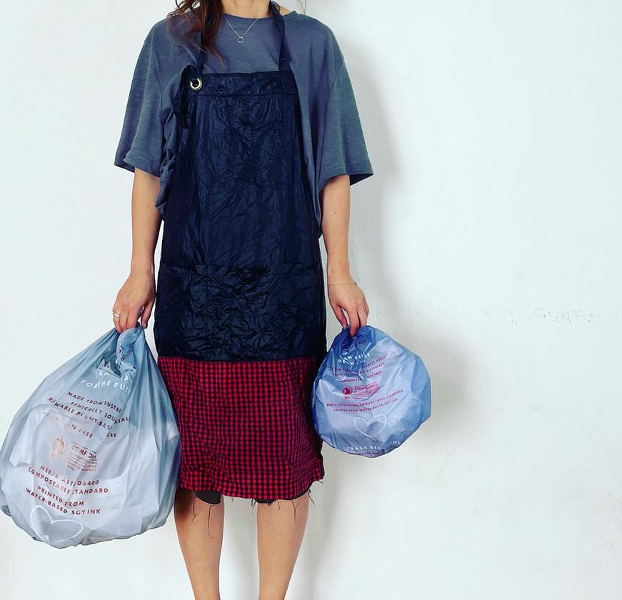 G.K.P. Compostable Trash Bags