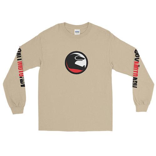 STORY MOTO≈ARMS DEAL   ∞    Men's Long Sleeve Shirt