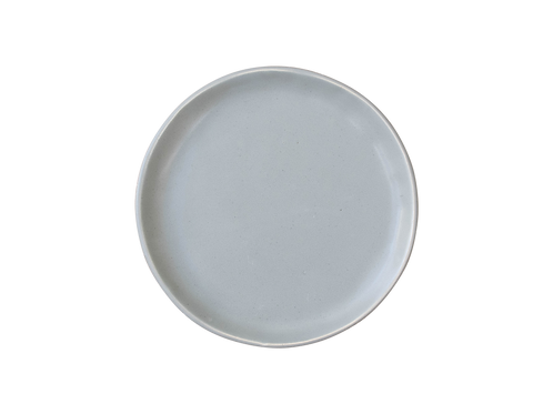 The Jett: Gray Bread and Butter Plate