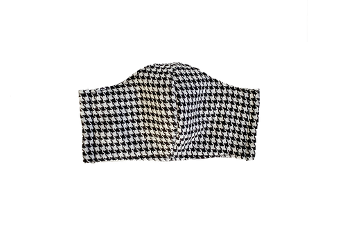The Dionne: Houndstooth Victory Mask