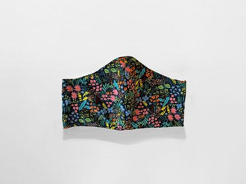 The Solange: Floral Victory Mask