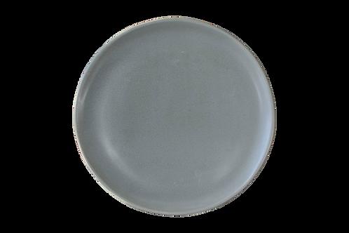 The Jett: Gray Salad Plate