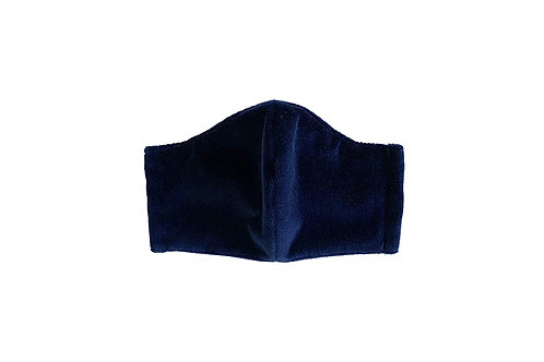 The Midnight: Navy Velvet Victory Mask