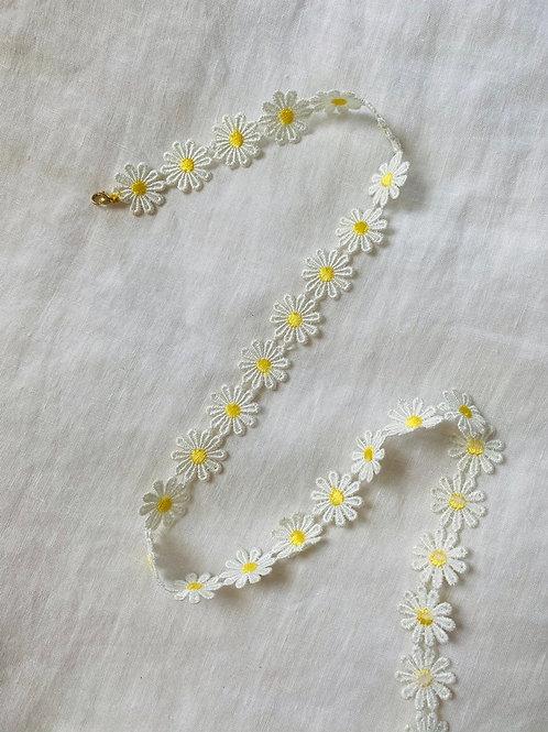 Daisy Face Mask Chain