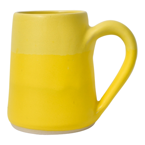 The Citrine: Ombré Yellow Mug